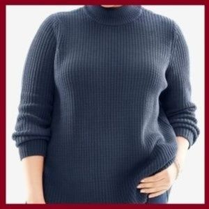 Pullover Shaker Sweater